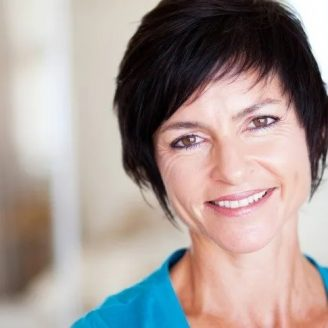 positive Coping Thoughts smiling woman