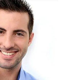 Men's health Smiling Man